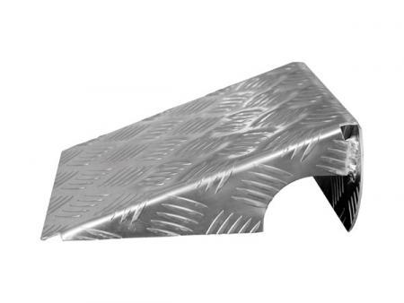 Image of Aluminium Oprijplaat - 2 Stuks