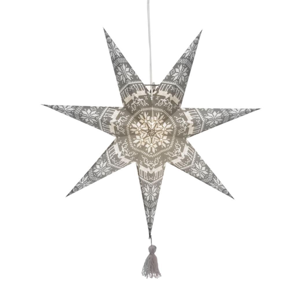 Kerstster Afmeting: Ø60 cm