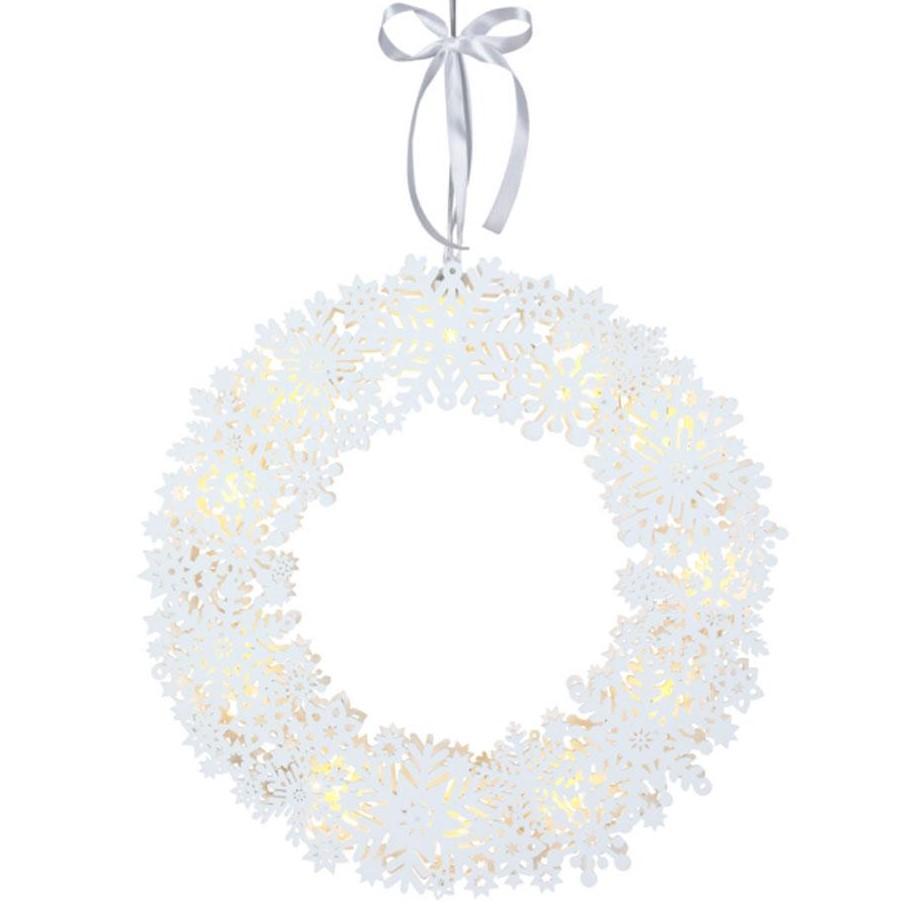 Image of Kerstkrans - Warm wit - Geschikt voor binnen - Best Season