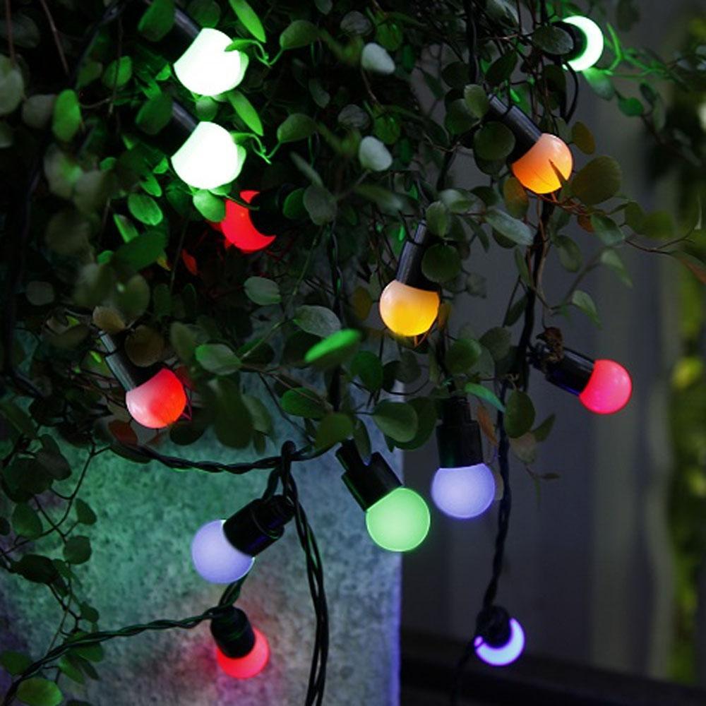 Image of Prikkabel - tot 5 meter verlicht - Gekleurde lampen - Best Season