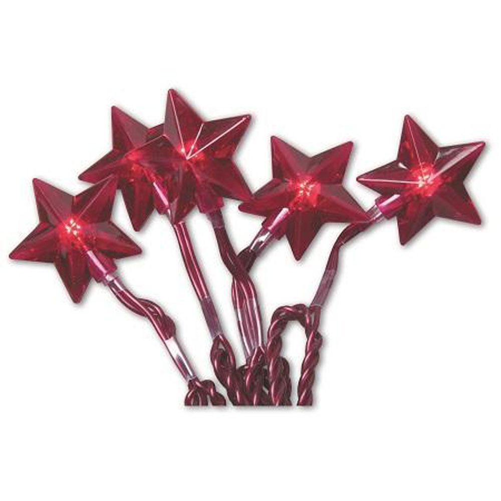 Image of Kerst decoratieverlichting - Rood - Best Season
