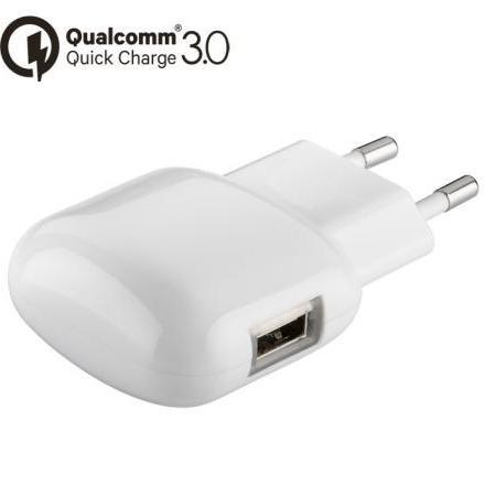 USB thuislader Uitgaande stroomsterkte: 2000 mA