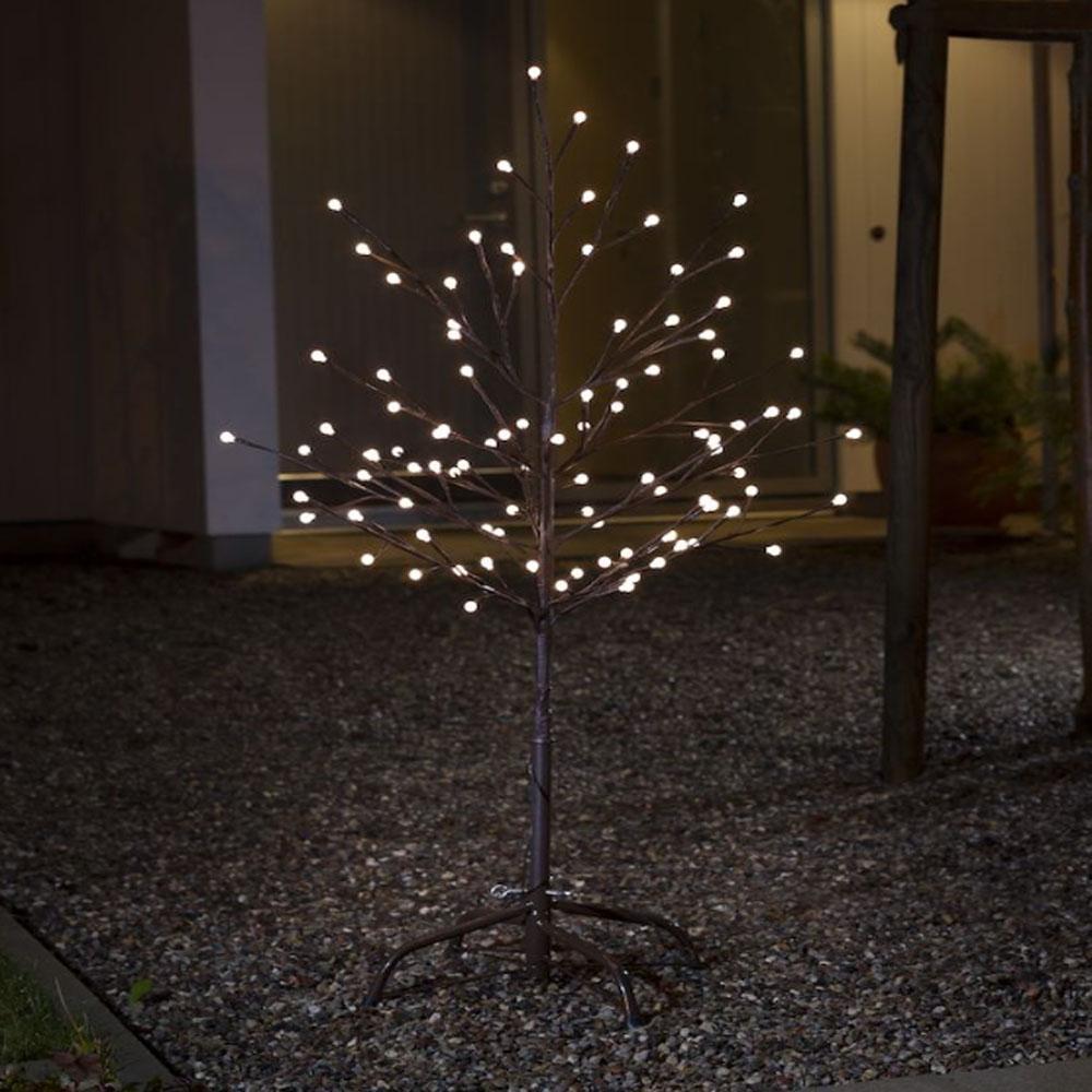 Kerstversiering - Kerstversiering, Verlichting: LED - Warm wit ...