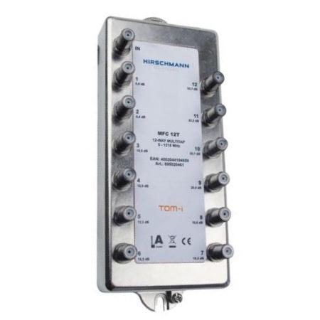 Image of CATV-Splitter / 5-1218 MHz - 12 Uitgangen