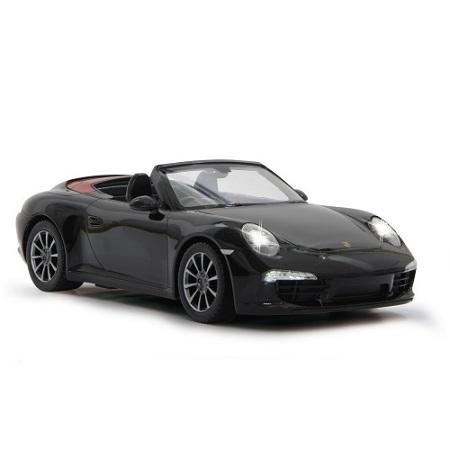 Porsche 911 Carrera S - Model Benodigde Batterij: 1x 9 Volt Blokbatterij (excl.)