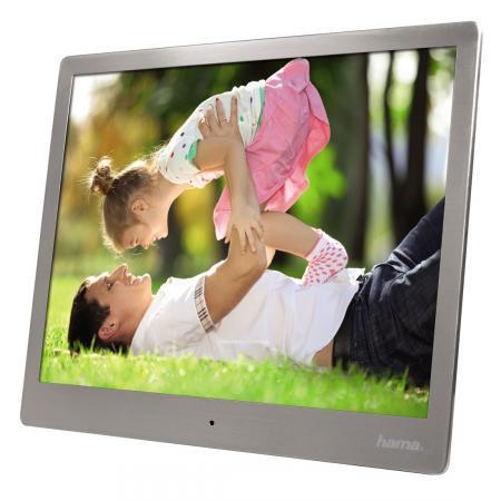 Image of Digitale fotolijst - Digitale Fotolijst Grijs - Hama