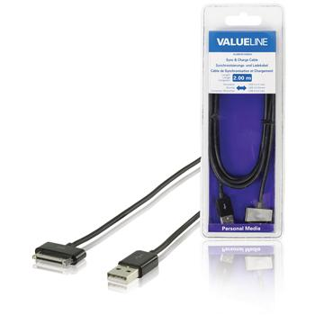Sync & kostenlos-Kabel Voor iPad-iPhone-iPod Apple 30-Pins U