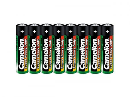 Image of Batterie Camelion R03 Micro AAA (8 pcs Value Pack) - Camelion