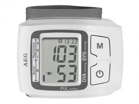 Image of AEG BMG 5610 Bloeddrukmeter Pols