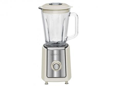 Image of Clatronic - Blender, 600 W, 1.5 L, Black/Cream (UM 3561)
