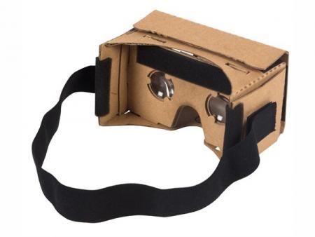 Virtuelle Realität-Bril Google-Karton Velleman