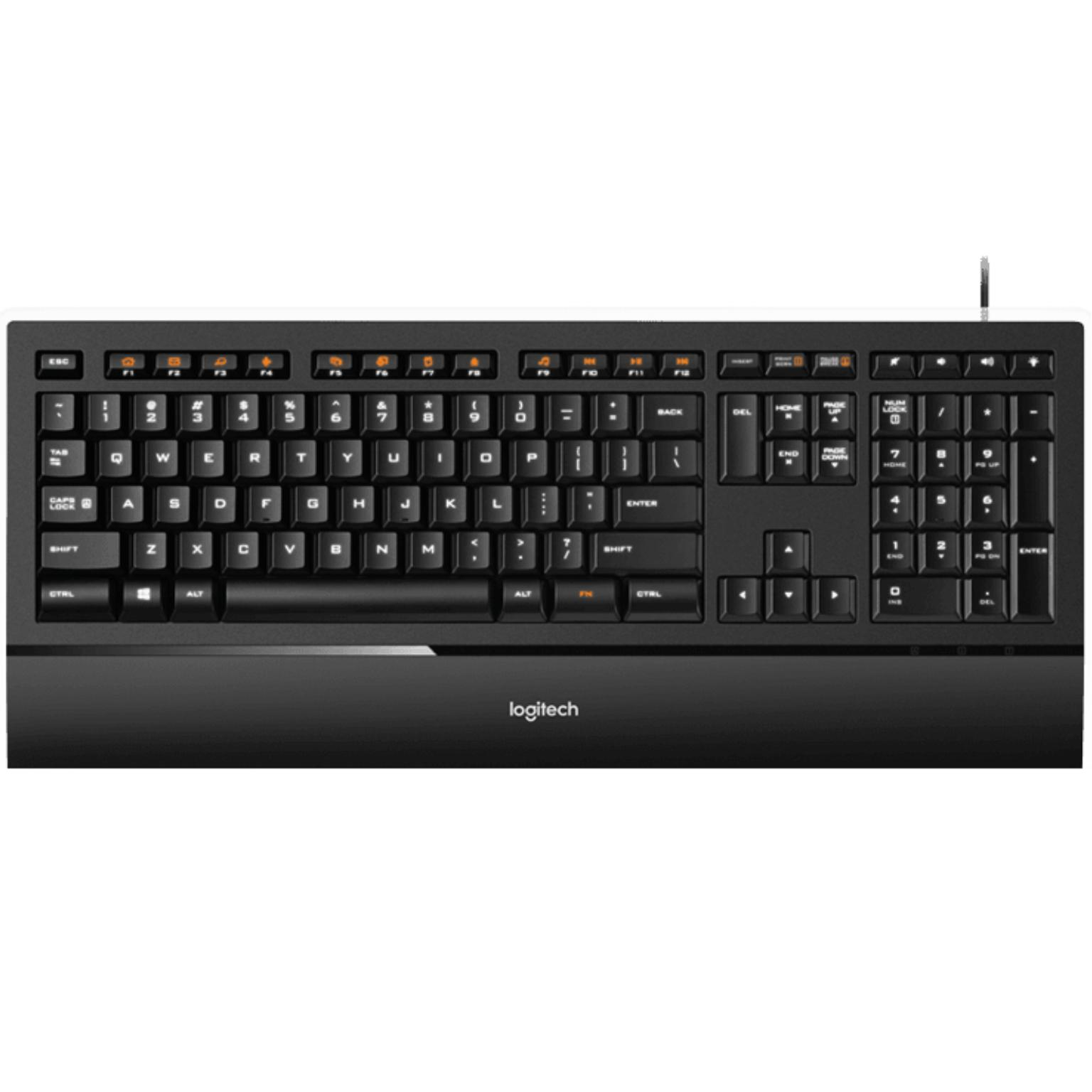 Illuminated Keyboard K740 Logitech