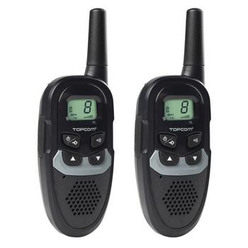 Twintalker RC-6410 Walkie Talkie set Topcom