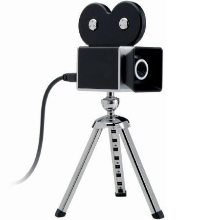 USB Webcam Megapixel: 0,3