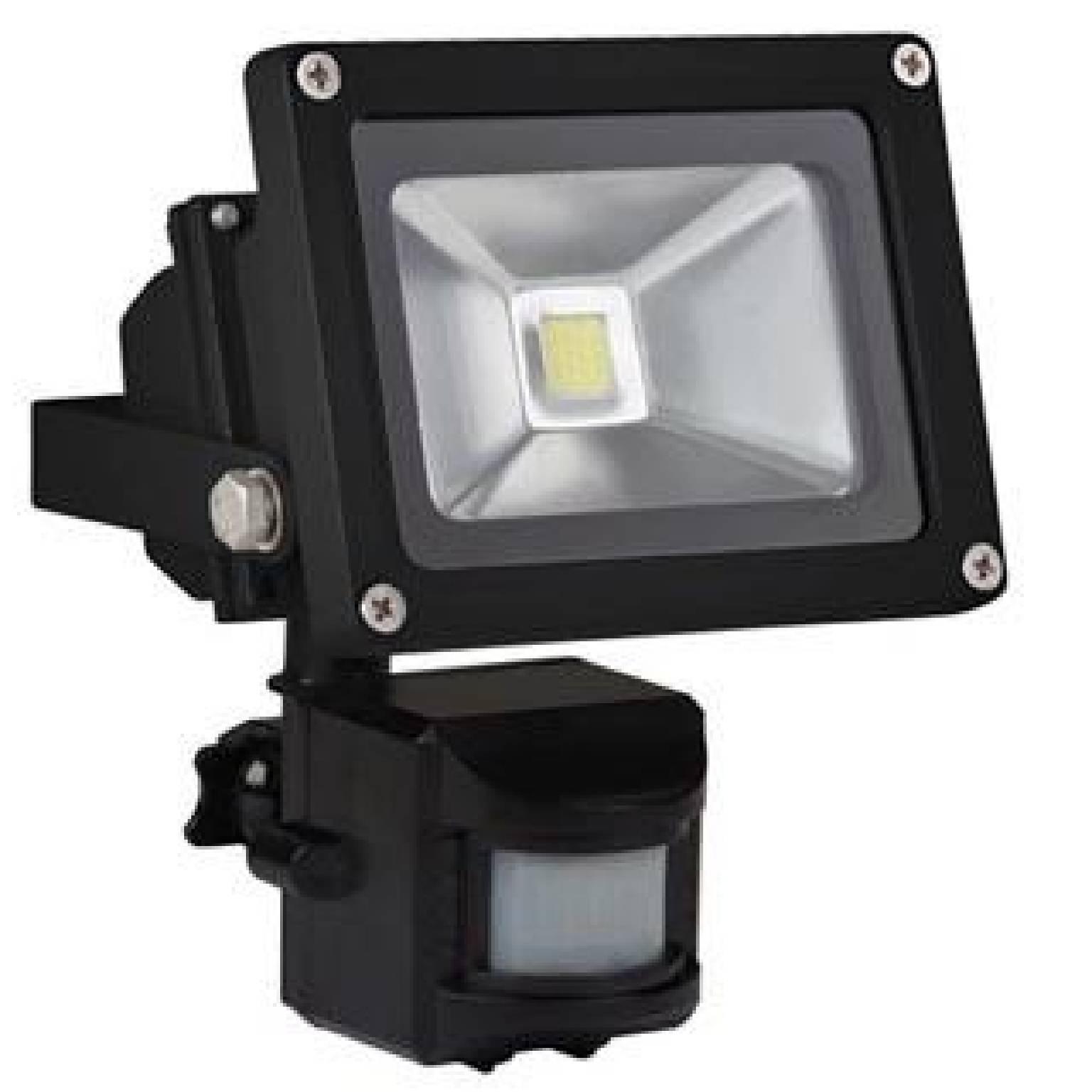 Image of Led-schijnwerper Voor Buitenshuis Met Pir-sensor - 30 W Epistar Chip - 3000 K