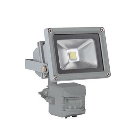 Image of Led-schijnwerper Voor Buitenshuis Met Pir-sensor - 10 W Epistar Chip - 3000 K