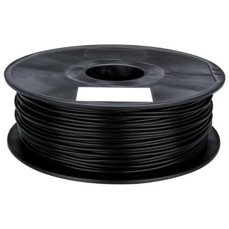 """Image of 1.75 Mm (1/16"""""""") Hips Filament - Zwart - 1 Kg"""