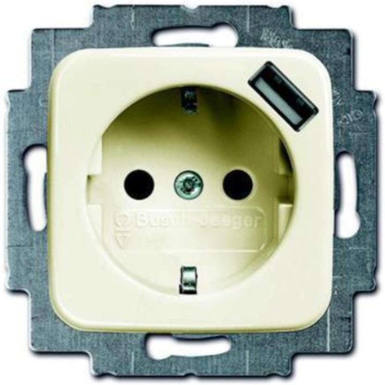 Image of 20 EUCBUSB-212 - Socket outlet (receptacle) 20 EUCBUSB-212