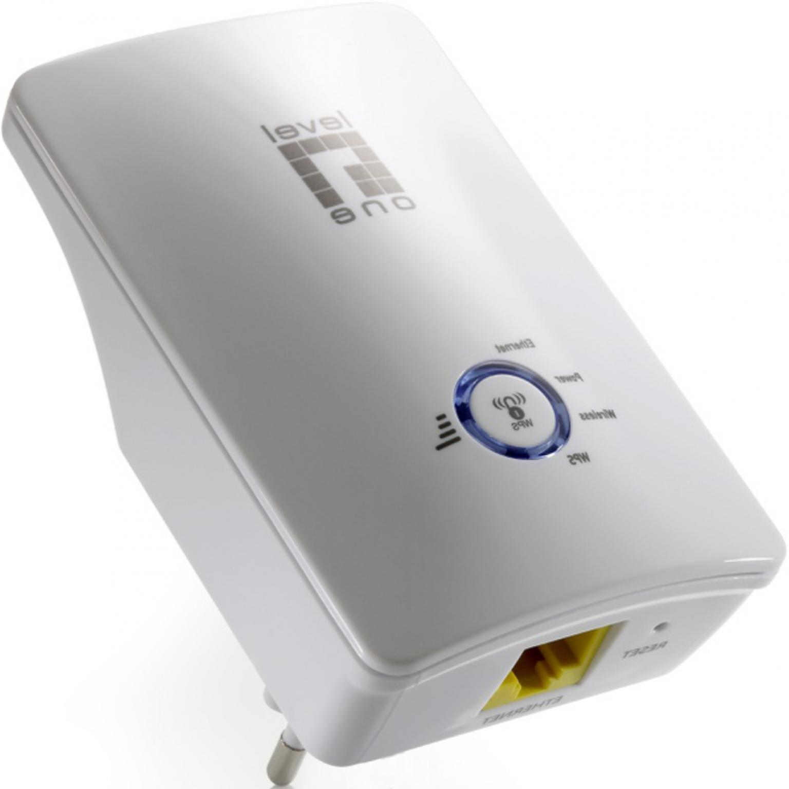 WiFi Repeater - 300 Mbps - LevelOne