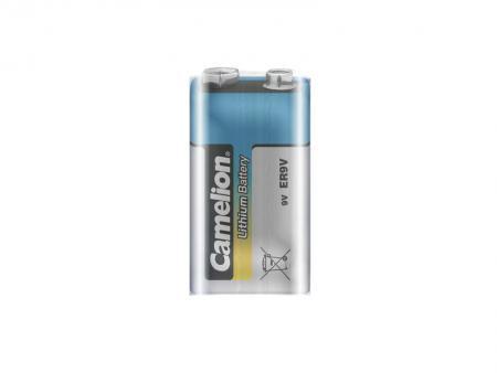 Image of Batterie für Rauchmelder Camelion Lithium 9V (1 St. - bulk)