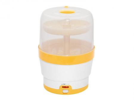 Image of Clatronic BFS 3616 Babyflessterilisator Wit, Geel