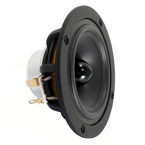 8 cm (3.3) High-end full-range speaker 8 ? 50 W