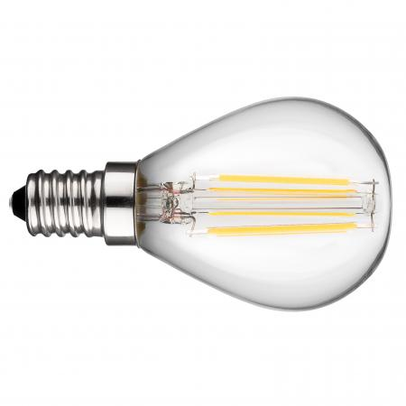 Image of Filament LED Lamp - E14 - 4 Watt - Quality4All