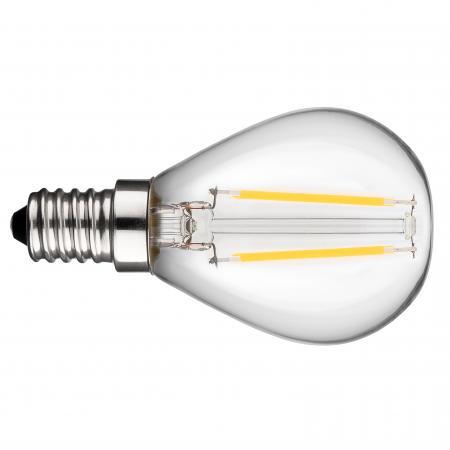 Image of Filament LED Lamp - E14 - 2 Watt - Quality4All