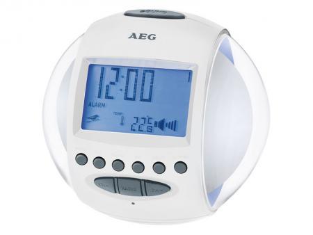 AEG Clock Radio MRC 4117 white - AEG