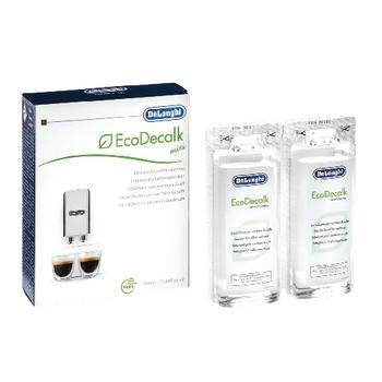 EcoDecalk koffiemachine ontkalker 2 x 100 ML - Delonghi