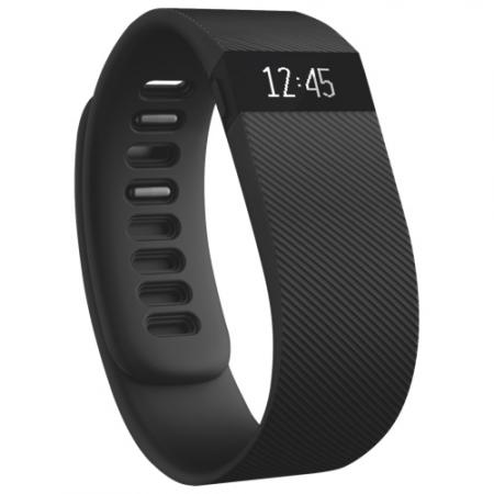fitbit Charge™ large Zwart