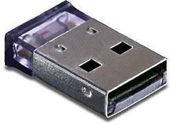 TRENDNET Bluetooth adapter Computers & Accessoires Draadloos netwerk Bluetooth adapter Bluetooth ada