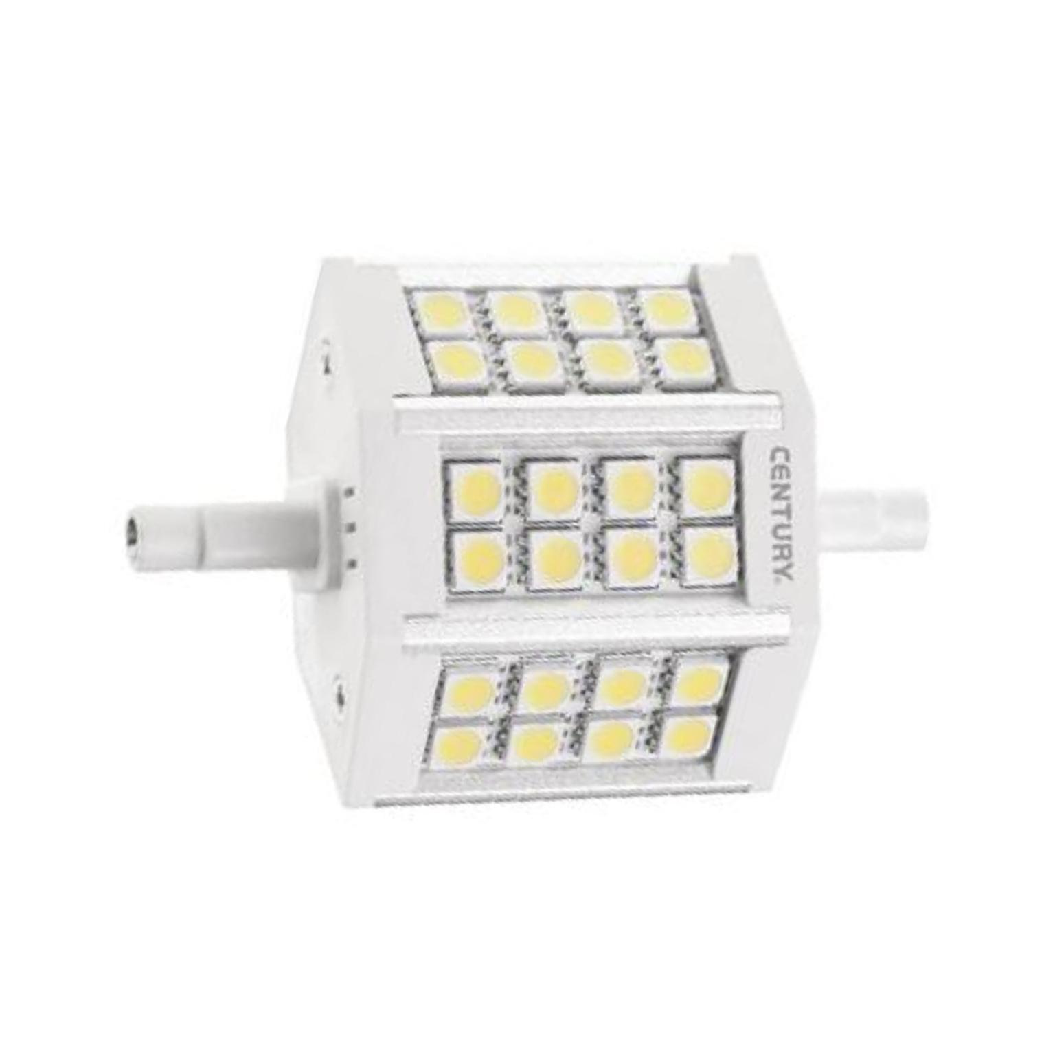 Image of Exa flat LED 78 mm - 5W - R7S - Century