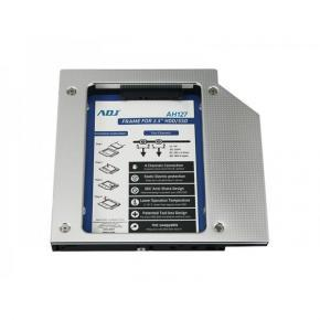 Image of ADJ 120-00023 Notebook HDD/SSD Caddy 4x SATA3 2.5 inch 6 Gbps, LED