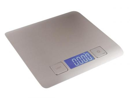 DIGITALE KEUKENWEEGSCHAAL 5 kg-1 g Techtube Pro