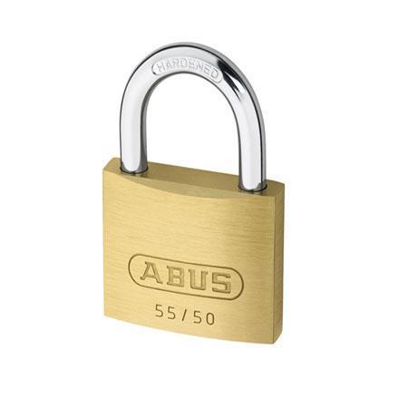 ABUS gelijksluitend hangslot - 55/50 - ABUS