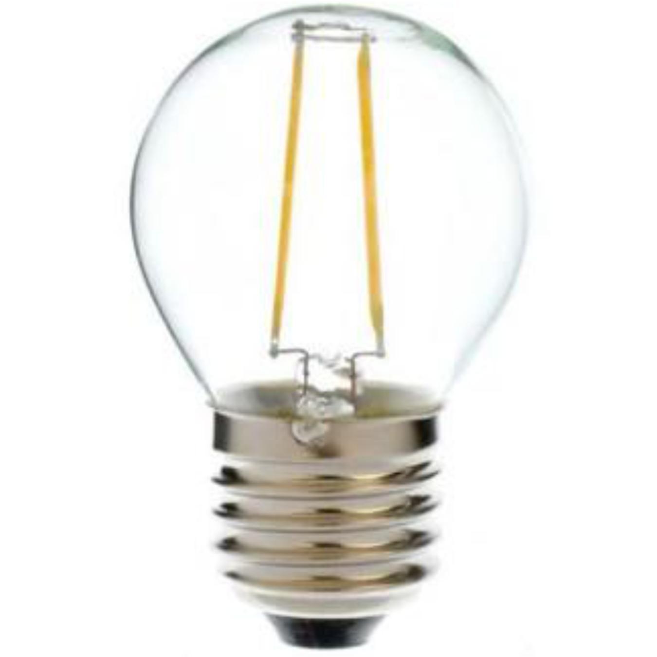 Image of E27 filament lamp - Warm wit - Tronix