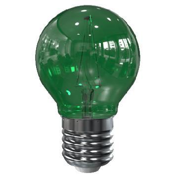 Image of E27 filament lamp - groen - Tronix