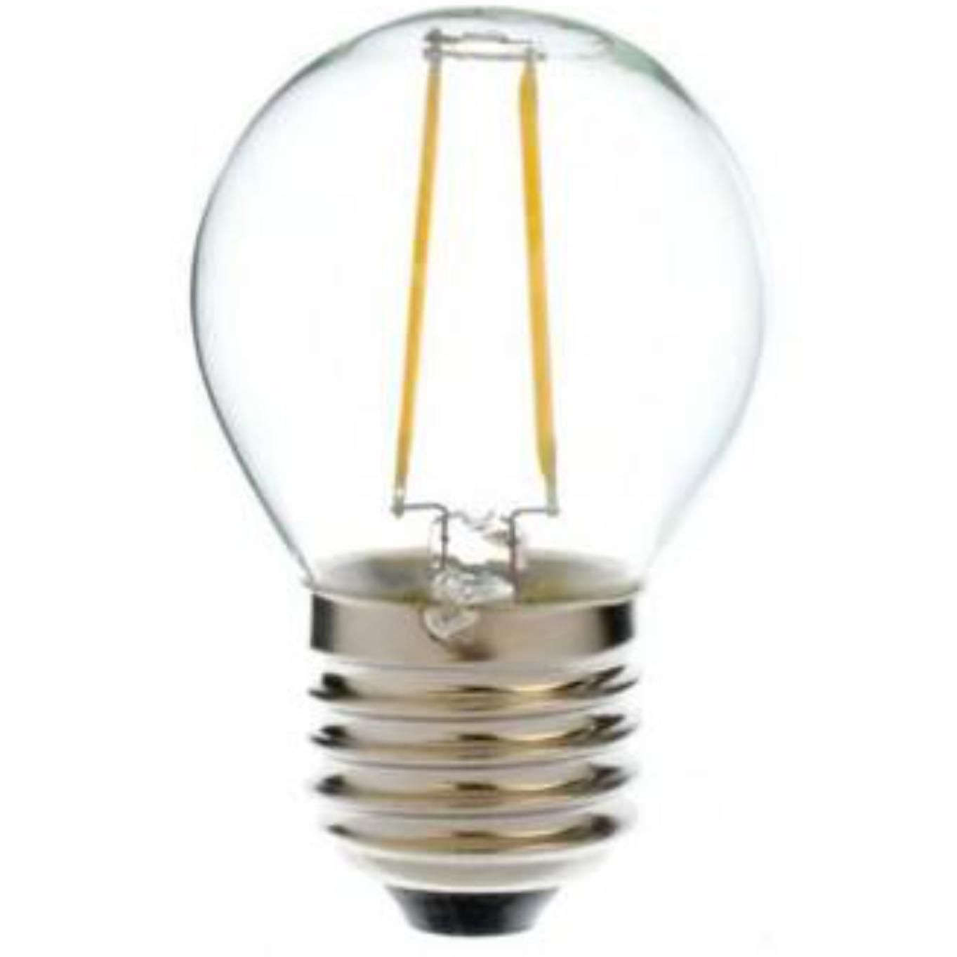 Image of E27 filament lamp - Neutraal wit - Tronix
