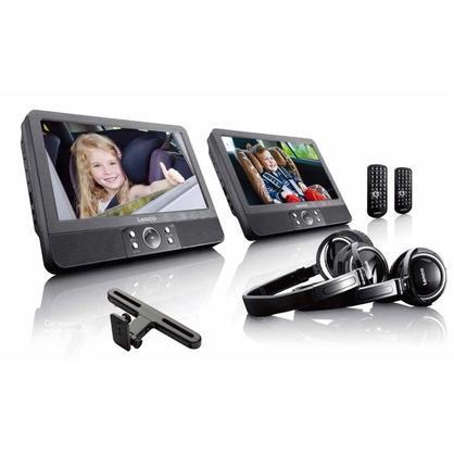 Dual Portable DVD-speler DVP-939 Lenco