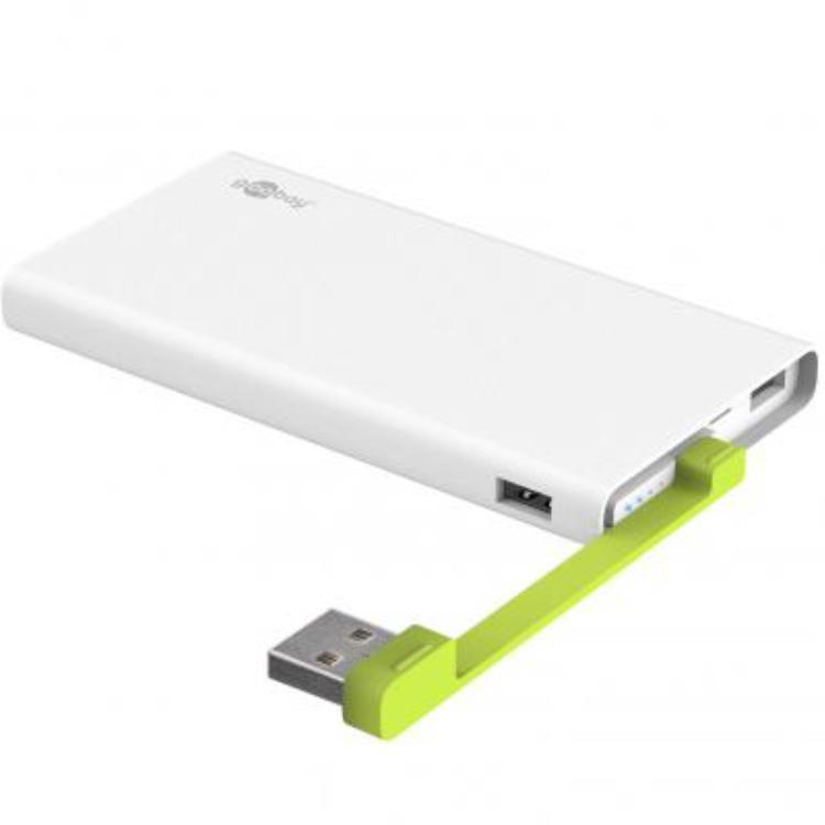Powerbank 2x USB Goobay
