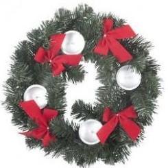 Image of Kerstkrans binnen - Kerstkrans groen - Christmas Gifts
