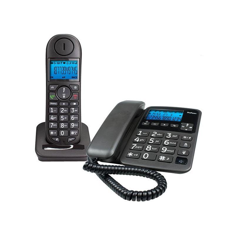 Huistelefoon Draadloos Bedraad PROFOON