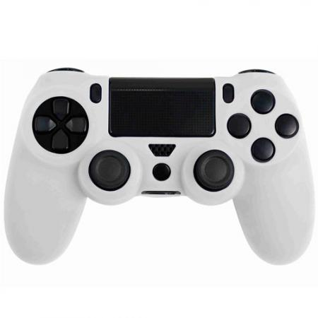 Playstation 4 Silicon Skin White (ORB)