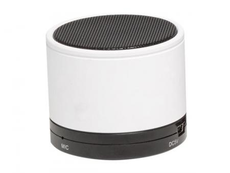 Image of BTS-21WHITE - Wireless bluetooth speaker with rechargeable battery (wh