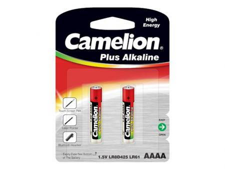 Battery Camelion Alkaline 1.5V AAAA (2 pcs) Camelion