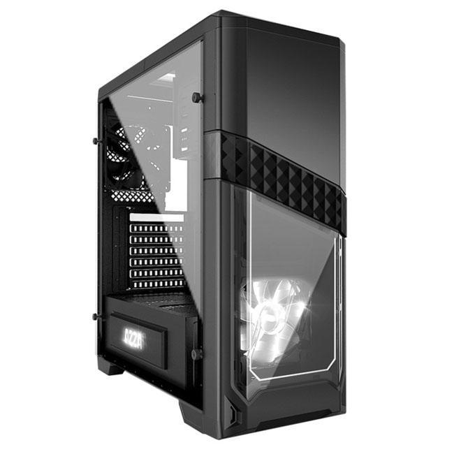 Computerbehuizing Midi-Tower Quality4All