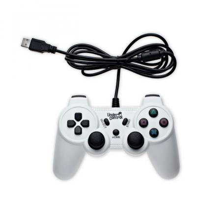 Under Control Bedrade Playstation 3 Controller Wit Under Control