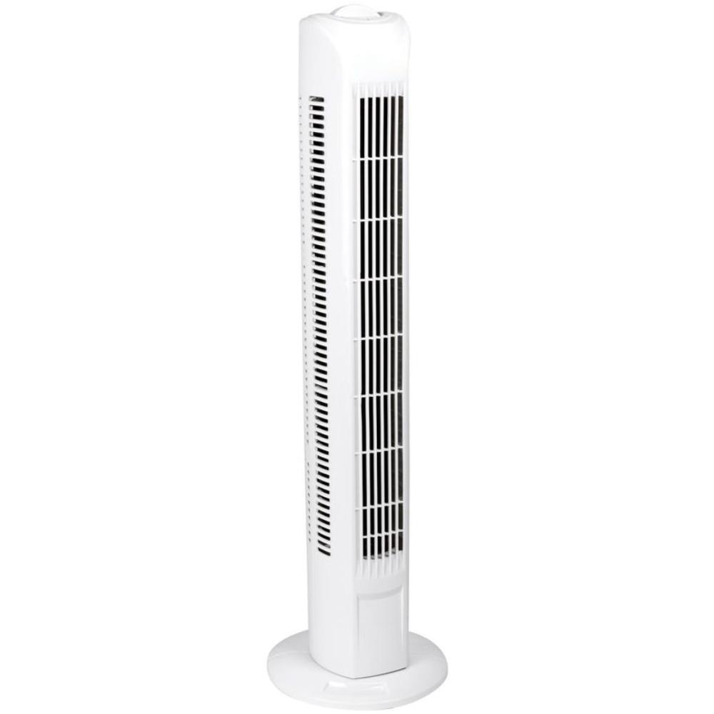 Longo Tower White - Torenventilator