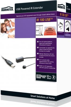 Marmitek Infrarood verlenger IR 100 USB - Marmitek